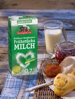 Berchtesgadener Land Frühstücksmilch ab August 2013 als H-Milch