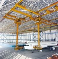 Demag Wartungsplattform für Flugzeughangar Shenzhen