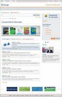 Digitale Wissensplattform Springer für Professionals: Erste kundenspezifische Version für Gesellschaft für Informatik