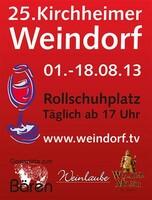 25 Jahre Kirchheimer Weindorf