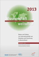 """""""Wissenschaft weltoffen 2013""""  auf wbv-open-access.de"""