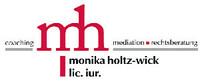Coaching Luzern: Monika Holtz-Wick leistet professionelle Hilfe