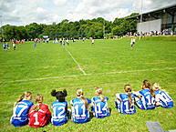 Förderung des Mädchenfußballs - Tag des Talentes und Fair Play-Turnier