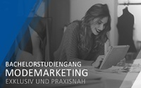 Bachelorstudiengang Modemarketing an der BSP Business School Berlin Potsdam:  Fashion und Management studieren