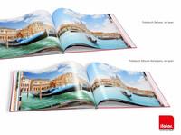 Das neue ifolor Fotobuch Deluxe Hochglanz mit Echtfoto-Effekt