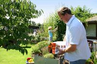 Grillprofi: Grillen mit Grillbriketts - Sicher, sauber und ökologisch korrekt