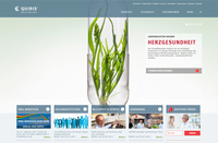 QUIRIS Homepage: neu, innovativ, anders