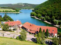 Sonne tanken und Badespaß genießen im Göbel´s Seehotel Diemelsee