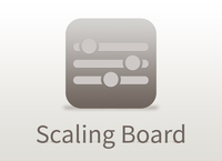 Thomas Gelmi realized his idea of a digital Scaling Board App