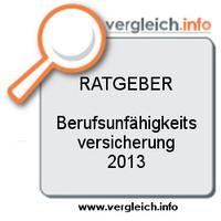 Ratgeber: Alles zur Berufsunfähigkeitsversicherung 2013