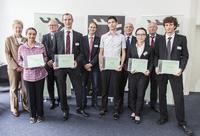 Richard-Hirschmann-Stiftung ehrt aufstrebende Nachwuchs-Ingenieure