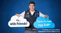Aktion: Mit Freunden zum Fixpreis Europa erkunden!