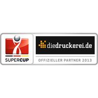 diedruckerei.de ist offizieller Partner des Supercups 2013