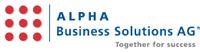 IT & Business 2013: ALPHA Business Solutions mit Neuheiten im Gepäck