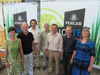 Ein Jahr Perger Genossenschaft: Erfolg für regionale Bio-Säfte