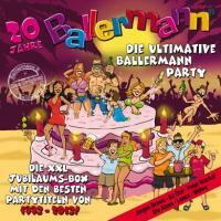Ballermann 1993 bis 2013 - Das Jubiläumsalbum zum Geburtstag der Partymarke