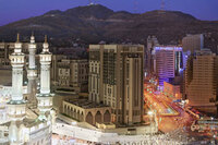Hotelbau-Hot-Spot der Welt: 133 Milliarden US-Dollar für Tophotel in der heiligen Stadt Mekka