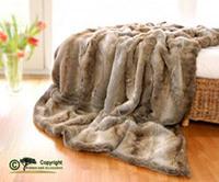 Edle Wolldecken für die gehobene Käuferschicht
