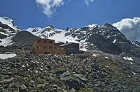 Die Domhütte im Walliser Mattertal ist wieder geöffnet