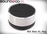 Neuheit auf der IFA: Der BigBass XL Plus von SOUND2GO, Weiterentwicklung des Erfolgsmodells BigBass XL.