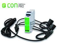 Neuer Stromsensor von econ solutions: econ sens+ pro mit Netzqualität