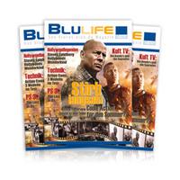 Explosiv und heiß -  das neue Blulife Magazin 02/2013 ist garantiert kein Schuss in den Ofen