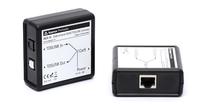 Verlustfreie Übertragung per Netzwerk-Kabel: Die Konverter von Appsys ermöglichen ADAT/Toslink-Verbindungen mit bis zu 64 Kanälen über CAT5