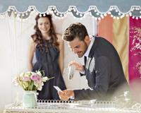 Authentische Hochzeitsfotos mit Kultstatus