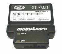 SmartTOP Zusatz-Verdecksteuerung für BMW 3er Cabrio und Z4 jetzt im neuen Design
