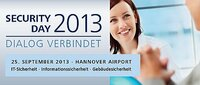 AirITSystems: Security Day 2013 am Hannover Flughafen