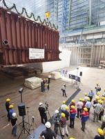 Royal Caribbean International feiert zweifachen Meilenstein für die Quantum of the Seas und Anthem of the Seas: Kiellegung und Stahlschnitt für die neue Quantum-Klasse