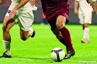 Fußball-Action bei mydays