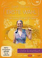 """Kochbuch-DVDs """"Sarah Wieners Erste Wahl"""""""