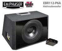 showimage Emphaser Aktivsubwoofer EBR112-PA für mehr Bass im Auto