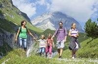 Abenteuerurlaub für aktive Familien in Flims