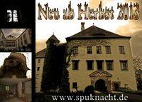 Geisterjagden in Schloss Ortenburg