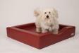 Orthopädische Hundekörbe-Hundebett mit Visko-Liegefläche