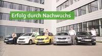 Sidenstein Medien GmbH produziert Recruitingfilm für SKODA AUTO Deutschland GmbH