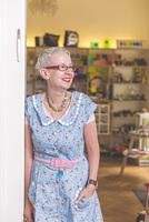 Energie & Farbe - der Laden feiert sein einjähriges Bestehen