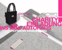Markenlabel pinkbavarian regensburg unique richtet Charity Event in Regensburg zugunsten leukämiekranker Kinder aus