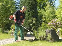 Gartengeräte mit Viertakt-Motor