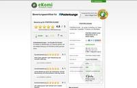 Neue Transparenz in der Kundenzufriedenheit bei Posterlounge.de