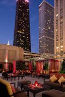 Gärten und Terrassen auf Chicagos Dächern: Besonderes Ambiente zum Dinieren, Genießen und Feiern