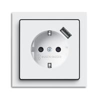 SCHUKO®-Steckdose und USB-Ladestation intelligent kombiniert