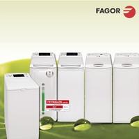 Fagor, der größte europäische Toplader-Hersteller startet Energieupdate seiner Modellreihen