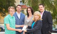 Es heißt wieder: Scheinwerfer an!    Azubi-Preis des Junge Wirtschaft Harz e. V. geht in die vierte Runde