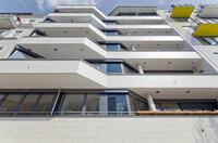 Gelungenes Großformat in Berlin: Innovative Fassade von Gutjahr