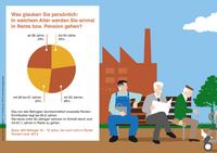 """""""Früher in Rente - Womit Sie rechnen müssen"""" ERGO Verbraucherinformation"""