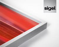 Tiefprofil-Bilderrahmen gallery von Sigel - Edle Bildinszenierung