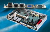 3,5 embedded SBC mit sparsamer Dual Core CPU !